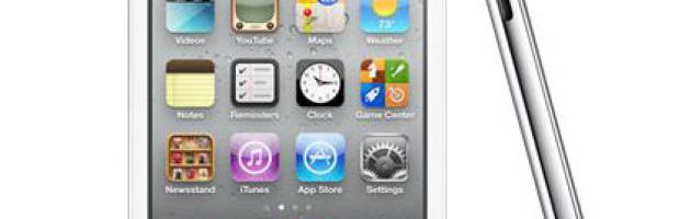 Consigue un iPod Touch en llaollao Málaga