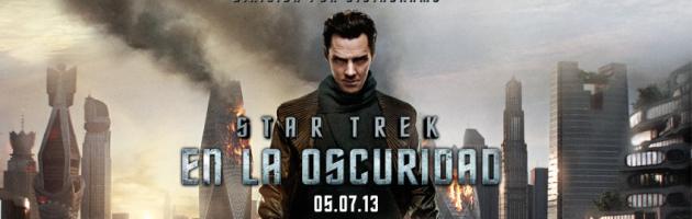 Consigue premios con llaollao y el estreno de 'STAR TREK EN LA OSCURIDAD'