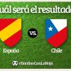 Ganadores de la porra España – Chile