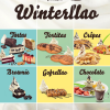 Nueva concurso de la carta interactiva de Winterllao en Instagram
