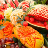 Fruit Carving o el arte de esculpir frutas