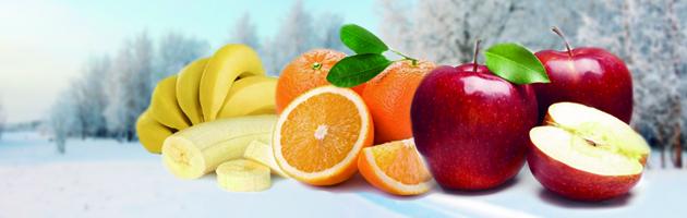 Con este tiempo tan frozen, ¡disfruta la fruta invernal!