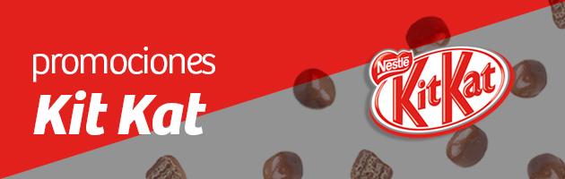 KitKat®+llaollao®= plan irresistible