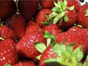 fresas llaollao