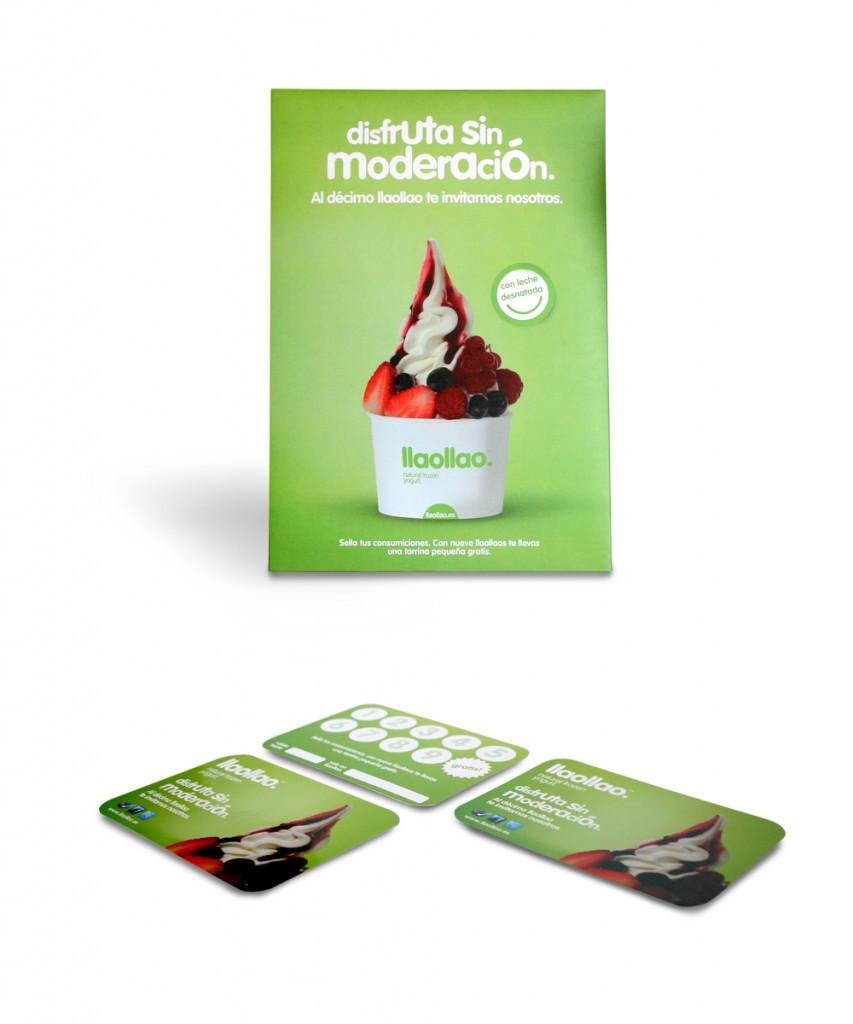 tarjeta fidelización llaollao regalo gratis llaollao