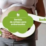 Servicio de antojos para embarazadas de llaollao