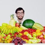 ¡También ha ganado su peso en fruta!