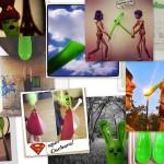 And the winners of the concurso de instagram #ConLaNuevaCuchara are…