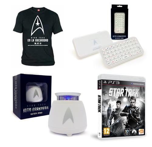 Concurso llaollao Star Trek