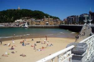 Paseo Marítimo San Sebastián