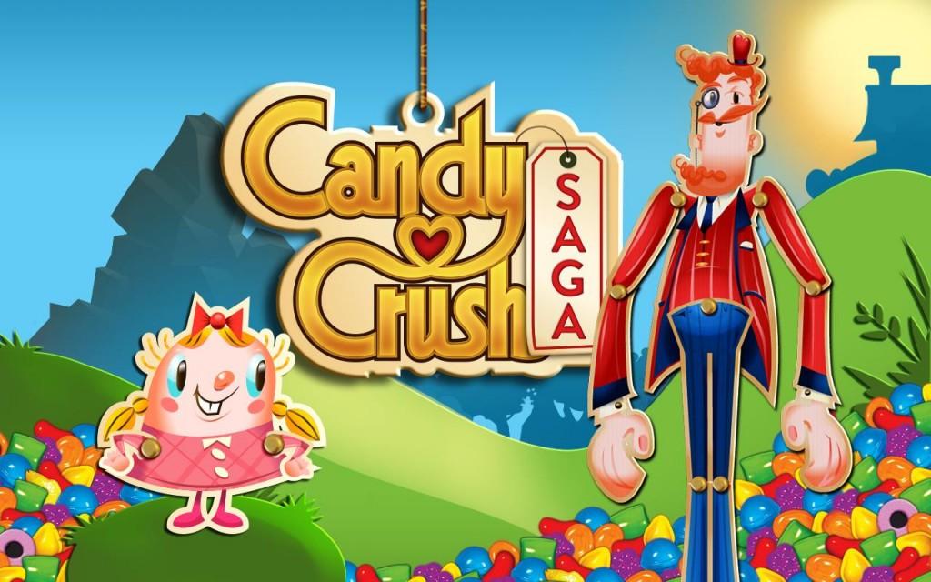 Portada Candy Crush Saga