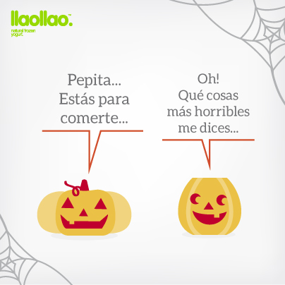 llaollao - Halloween