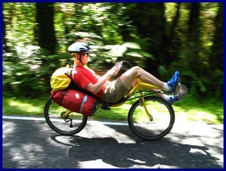 Bicicletas para vagos