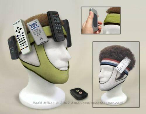 Los 10 inventos m s absurdos de la red llaollao blog - Organizador mandos a distancia ...