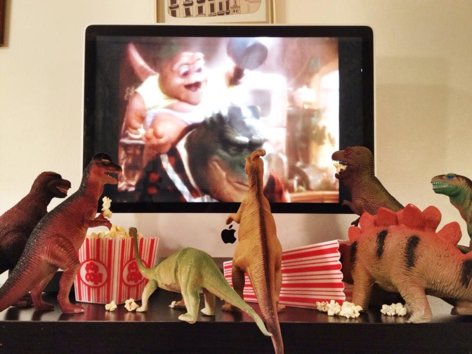 Dinosaurios de juguete