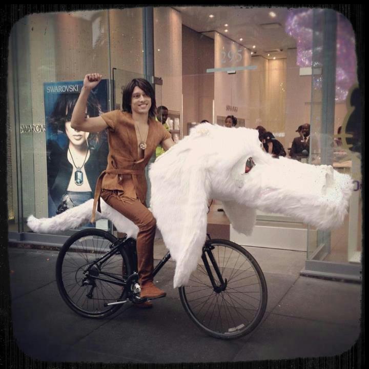 Bicicleta Fujur