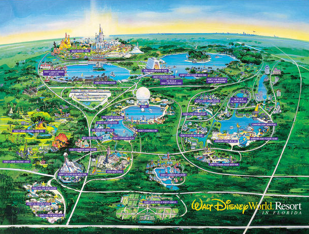 plano disney world
