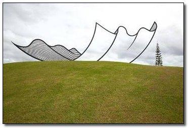 Escultura Neil Dawson