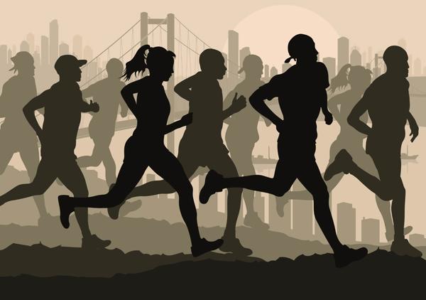 alimentación para running
