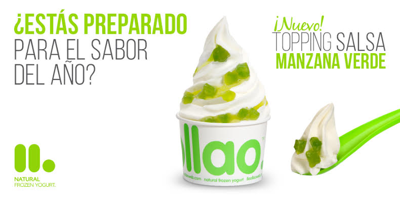 topping llaollao