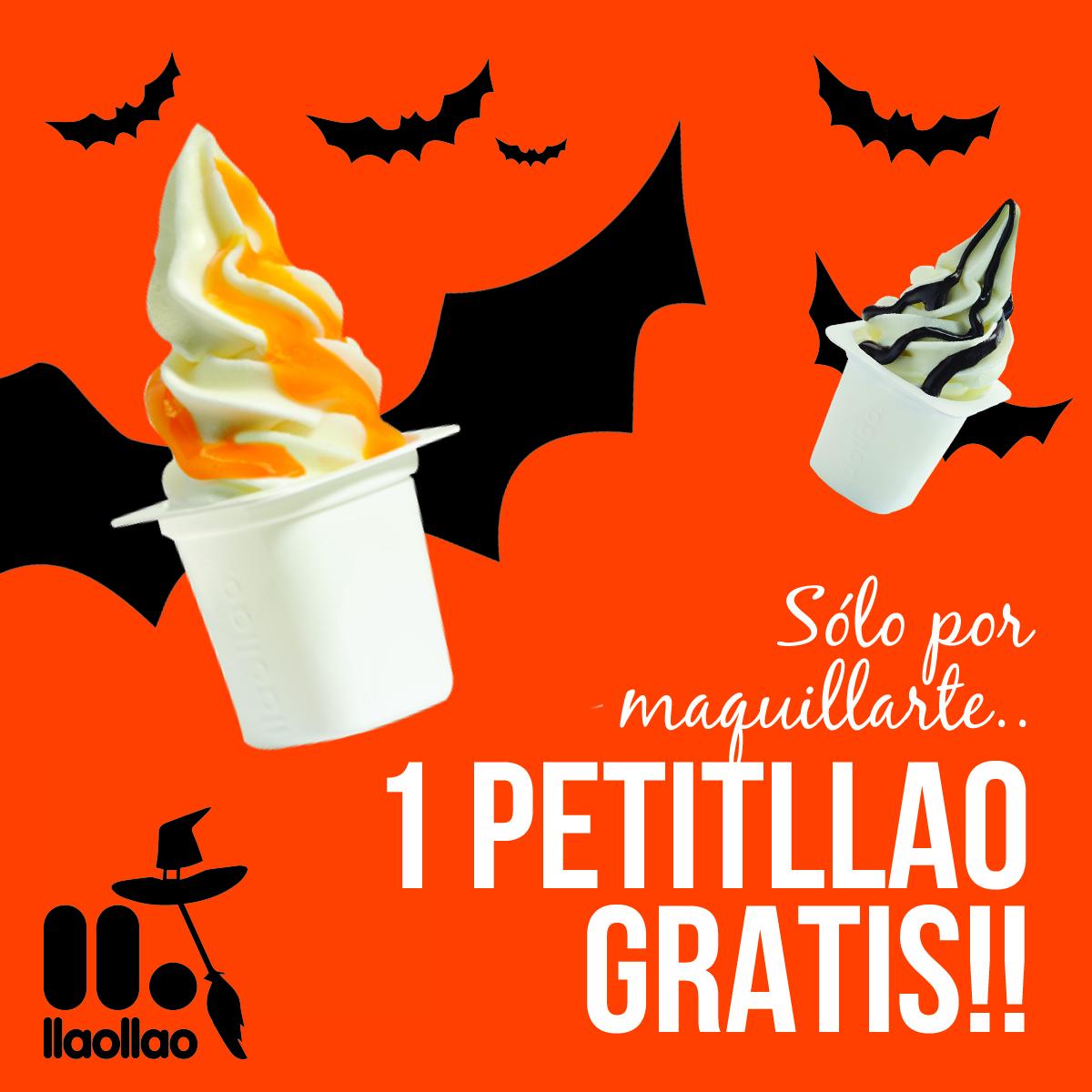 llaollao halloween