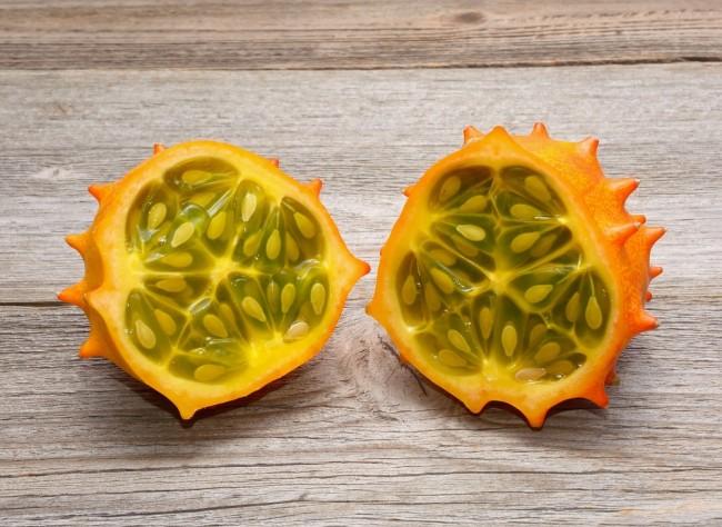 frutas raras