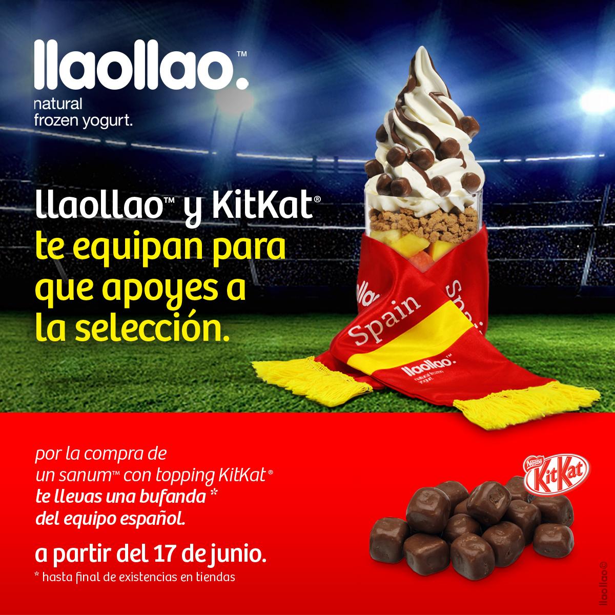 llaollao-KitKat
