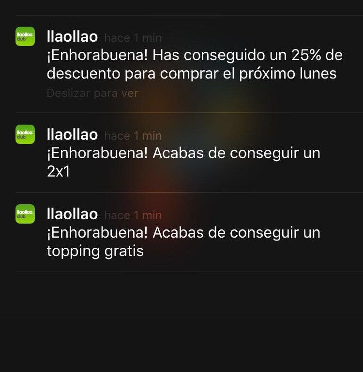 llaollao app