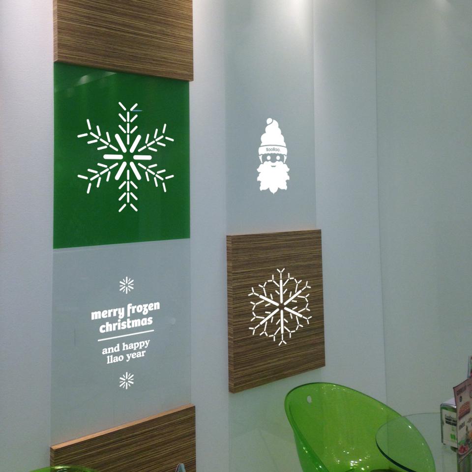 ¿Has visto ya nuestra decoración navideña? Vive la #navillao