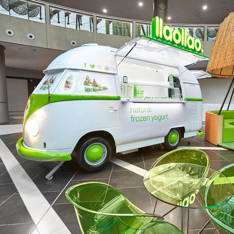Foodtruck llaollao